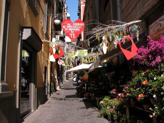 Vicolo Via Toledo
