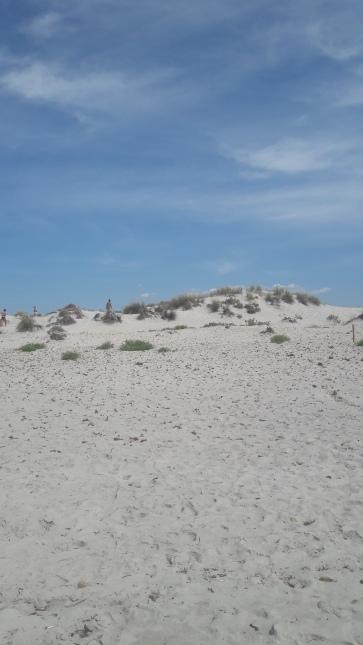 Dune di sabbia di Porto Pino