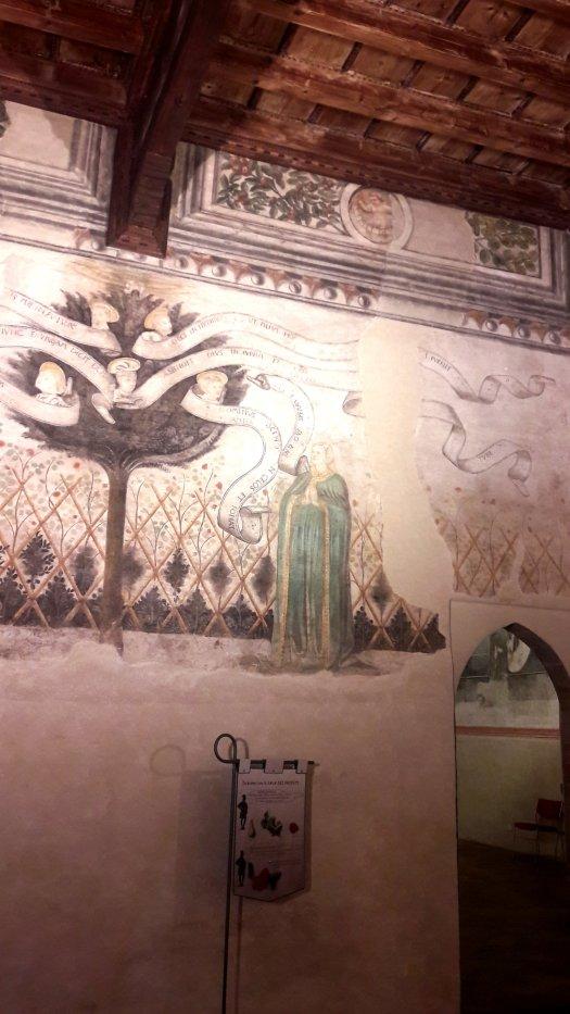 Affreschi di casa Romei Ferrara