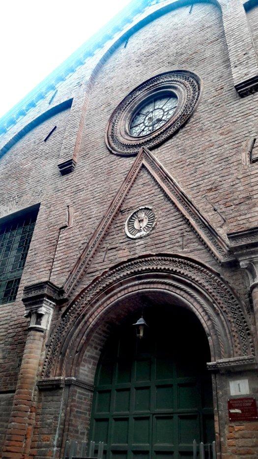 Chiesa di Santa Maria in Vado, tomba della famiglia estense Ferrara