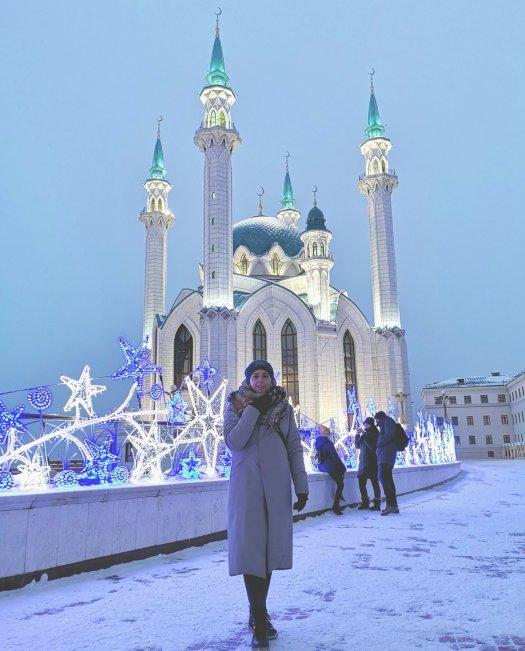 Moschea Qol-Sharif di Kazan, Russia